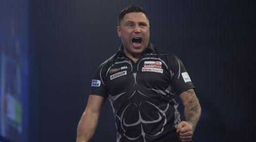 Gerwyn Price Favorit auf den Weltmeistertitel 2021