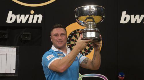 Gerwyn Price gewinnt den Grand Slam