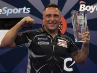 Gerwyn Price ist Titelverteidiger beim World Grand Prix