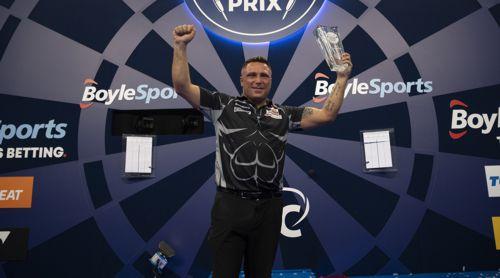 Gerwyn Price gewinnt World Grand Prix 2020