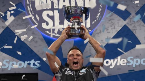 Price gelingt die Titelverteidigung beim Grand Slam