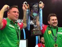 Wales ist Titelverteidiger des World Cup of Darts