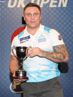 UK Open-Finalist Gerwyn Price