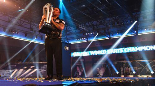 Gerwyn Price verliebt in die Sid-Waddell-Trophy