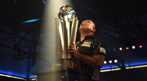 Darts-Weltmeister Gerwyn Price