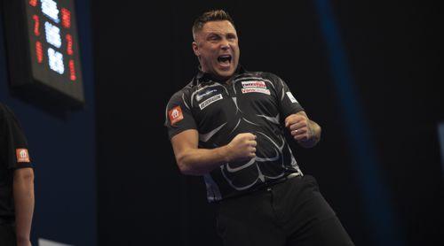 Gerwyn Price gewinnt World Grand Prix