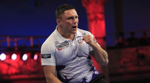 World Matchplay Darts Gerwyn Price