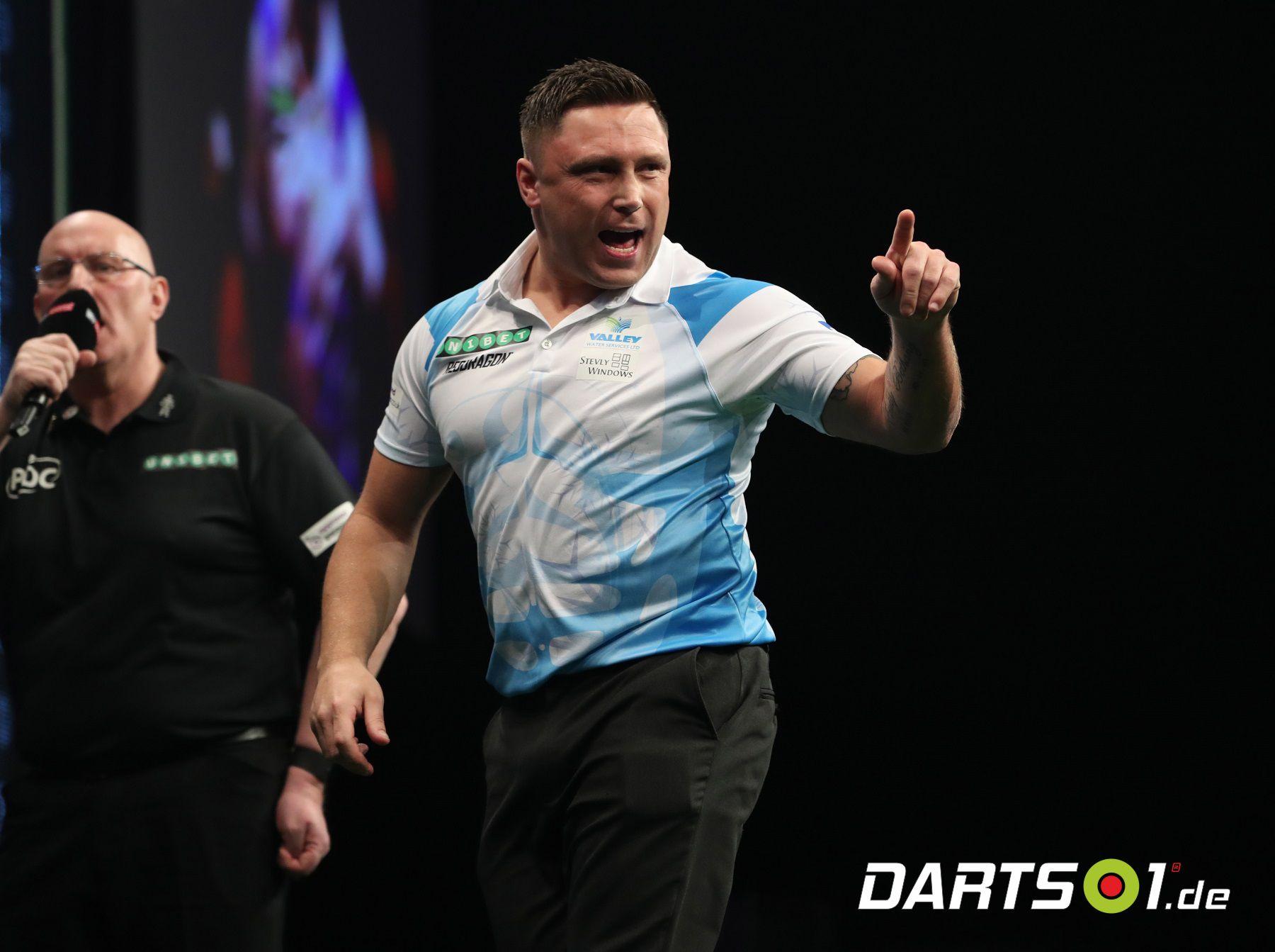 Premier League Darts 2018 Spielberichte Woche 3