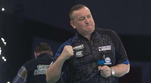 Glen Durrant besiegt Gary Anderson