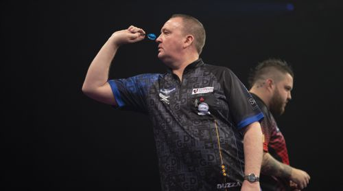 Glen Durrant bezwingt Michael Smith beim Grand Slam