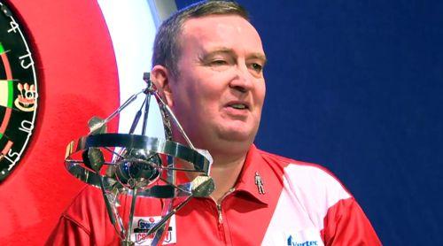 Glen Durrant erhält 25.000£ für den Sieg bei den Winmau World Masters