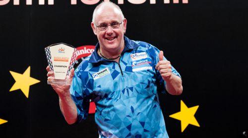 Ian White gewann sein erstes Turnier auf der European Tour