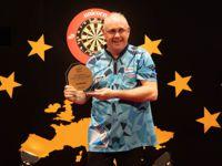 Ian White ist Titelverteidiger des European Darts Grand Prix