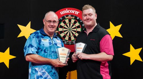Ian White Dutch Darts Championship Sieger