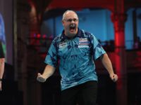 Ian White wirft Max Hopp aus dem World Matchplay