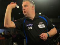 James Richardson bei den UK Open 2015
