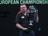 James Wade wird 2019 versuchen, den Titel des Europameisters zu verteidigen