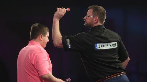 Darts WM 2018 James Wade