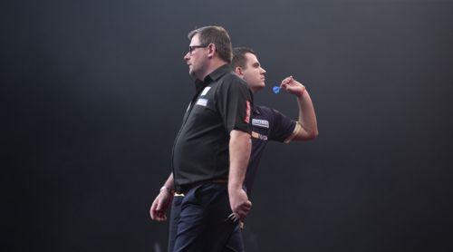 Niels Zonneveld wirft James Wade aus den Players Championship Finals