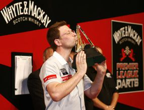 James Wade Premier League Champion