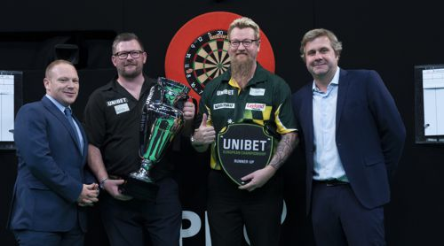 James Wade Europameister