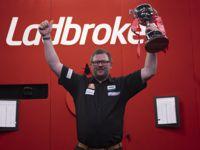 James Wade gewinnt UK Open