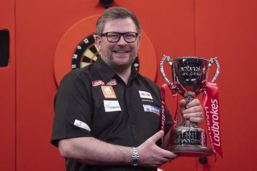 James Wade gewinnt UK Open 2021