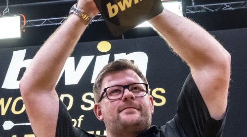 James Wade gewinnt World Series Finals