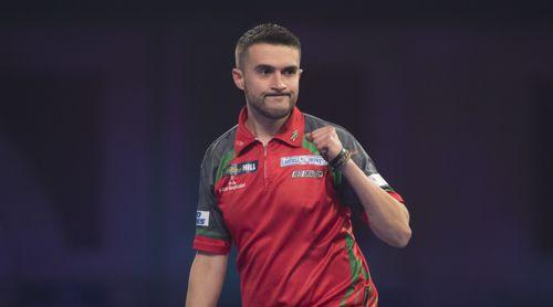 Jamie Lewis PDC Dart-WM 2019