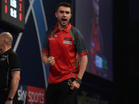 Darts WM 2018 Jamie Lewis