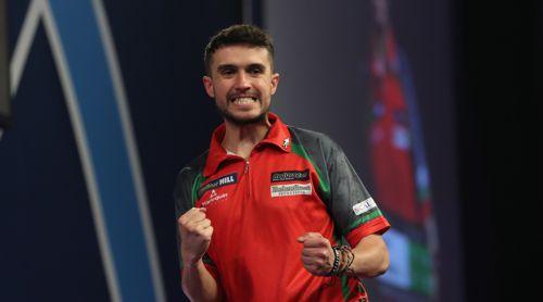 Jamie Lewis kehrt durch seinen Halbfinaleinzug unter die Top 32 der Welt zurück
