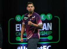 Jelle Klaasen European Darts Championship