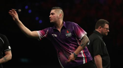 Jelle Klaasen unterliegt James Wade