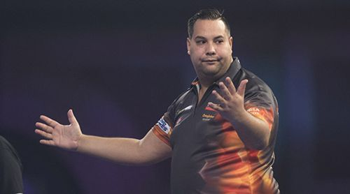 Jermaine Wattimena Darts WM 2019
