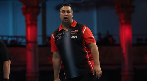 Jermaine Wattimena World Matchplay 2018
