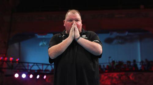 John Henderson musste sich erst in der Verlängerung geschlagen geben