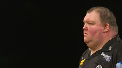 John Henderson verlangte dem Weltmeister einiges ab