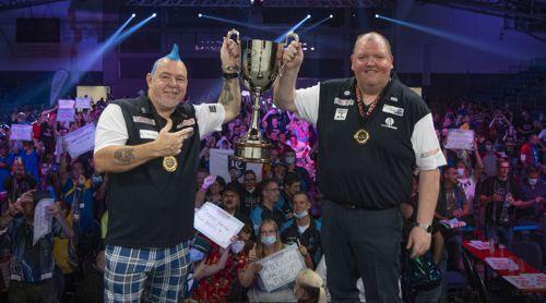 Darts-Weltmeister Schottland