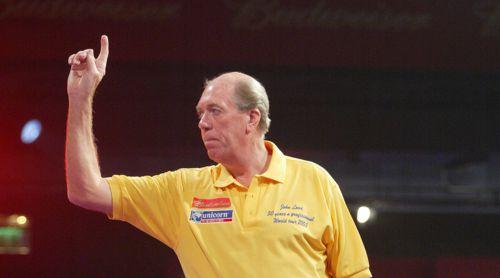 John Lowe - hier bei den UK Open 2005