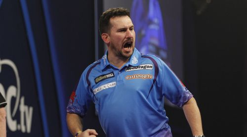 Jonny Clayton PDC Darts WM 2017