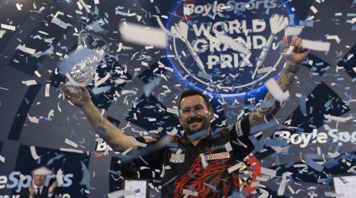 Jonny Clayton triumphiert beim World Grand Prix