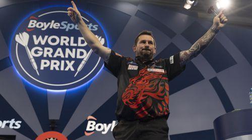 Jonny Clayton World Grand Prix 2021