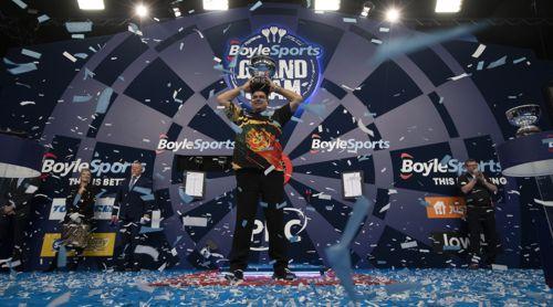 Jose de Sousa TV-Turnier-Sieger