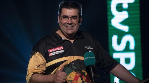 Jose de Sousa im Interview bei ITV Sport