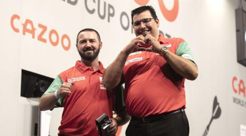 Team Portugal Jose de Sousa und Jose Marques