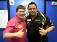 Grand Slam of Darts Keegan Brown und Adrian Lewis