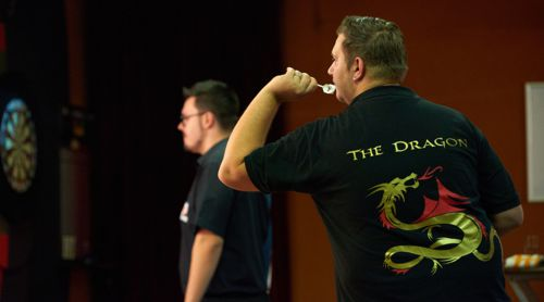 Kevin Münch bezeichnet sich als 'Dragon'