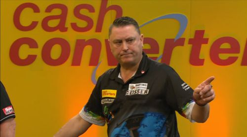 Kevin Painter beim PDC Players Championship