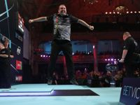 World Matchplay Kim Huybrechts