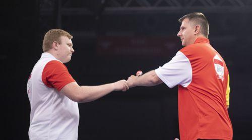 Krzysztof Ratajski und Adam Gawlas
